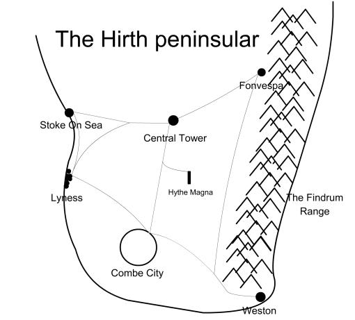 The Hirth Peninsular